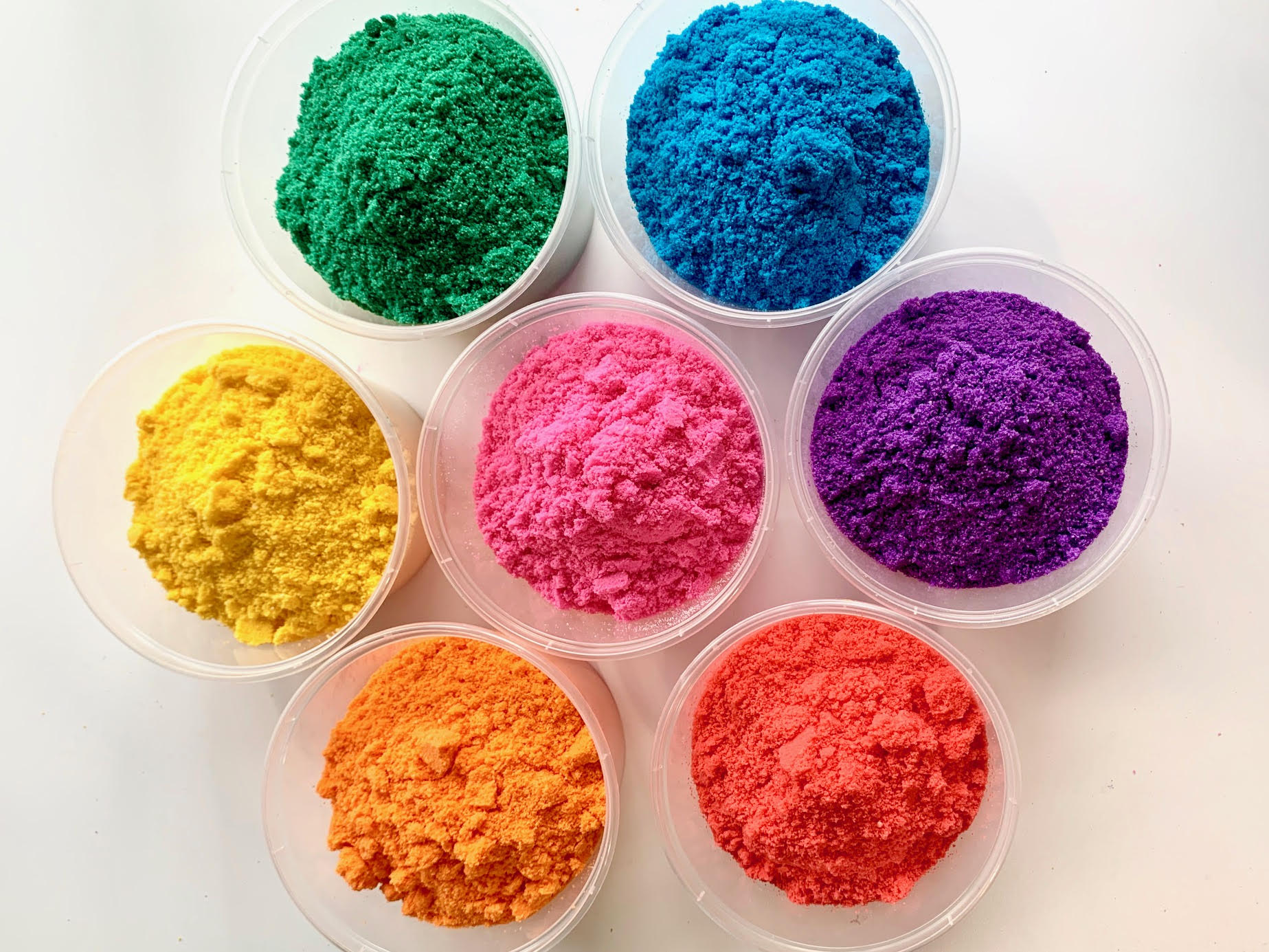 Choosing Colorants for Bath Bombs (Start here if you don't know what to choose!)