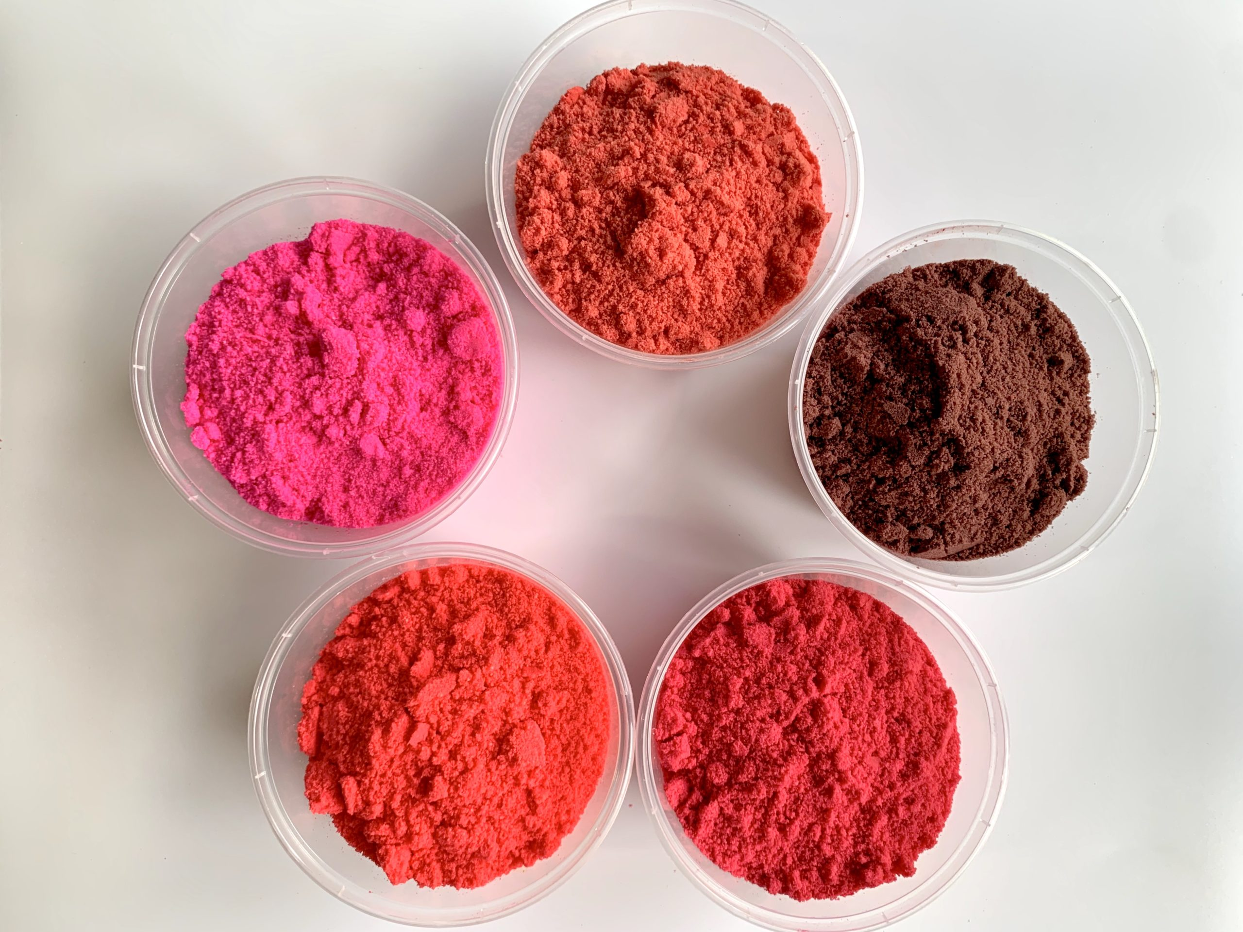 STUDY IN RED: Creating the Perfect Red for Bath Bombs by Robyn