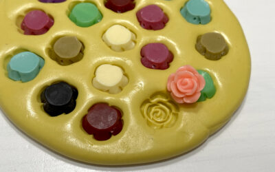 How to Make a Silicone Mold for Cosmetic Sprinkles